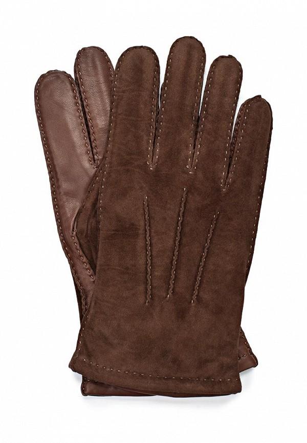 Мужские перчатки Eleganzza HS6026 taupe