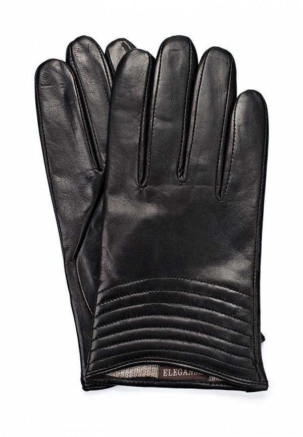 Мужские перчатки Eleganzza IS031 black