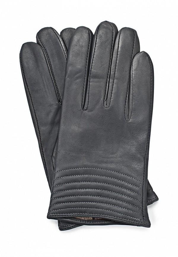 Мужские перчатки Eleganzza IS031 d.grey