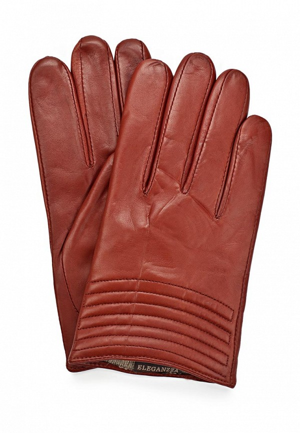 Мужские перчатки Eleganzza IS031 luggage