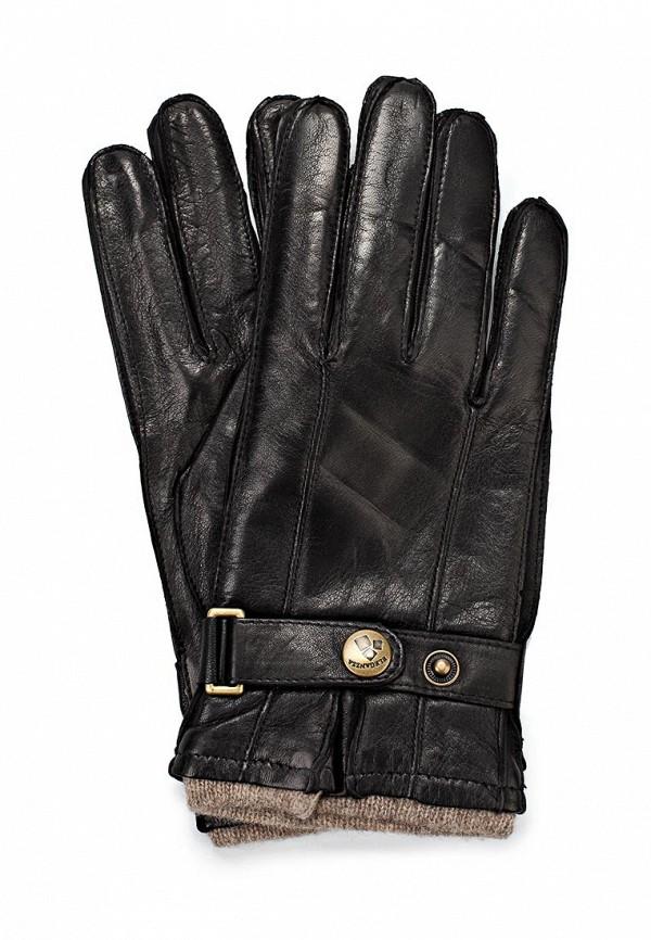 Мужские перчатки Eleganzza OS085 black