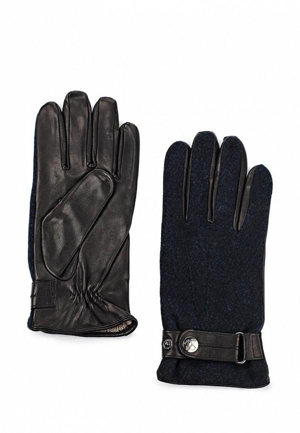 Мужские перчатки Eleganzza IS90900/black/navy