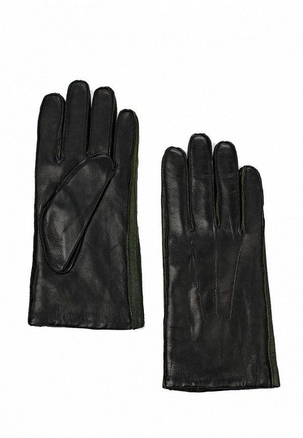 Мужские перчатки Eleganzza OS00109/black/olive
