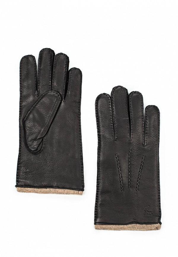 Мужские перчатки Eleganzza HS847M black