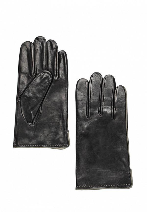 Мужские перчатки Eleganzza IS313M black/grey