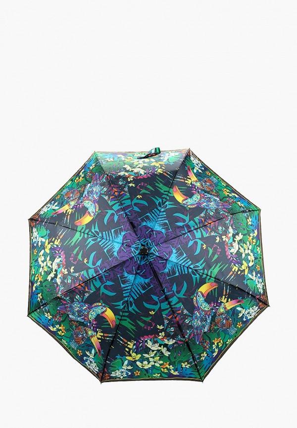 Зонт складной Eleganzza Eleganzza EL116DWBCJZ2 зонт складной eleganzza eleganzza el116dmxid64
