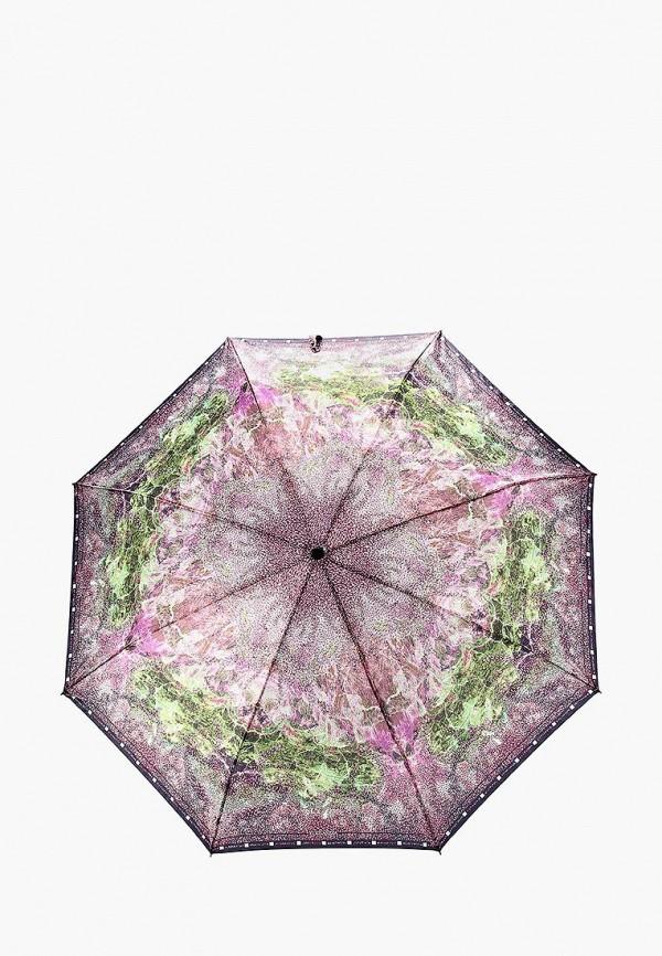 Зонт складной Eleganzza Eleganzza EL116DWBHT85 зонт автомат eleganzza