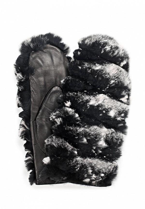 Женские варежки Eleganzza IS09800 BLACK
