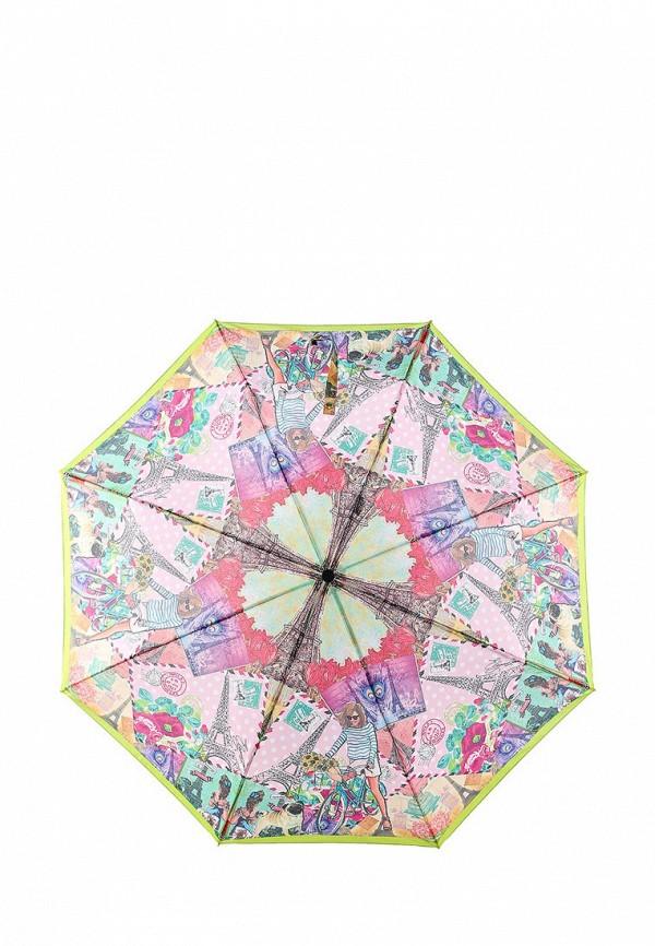 Зонт складной Eleganzza Eleganzza EL116DWEVC79 зонт складной eleganzza eleganzza el116dmxid64