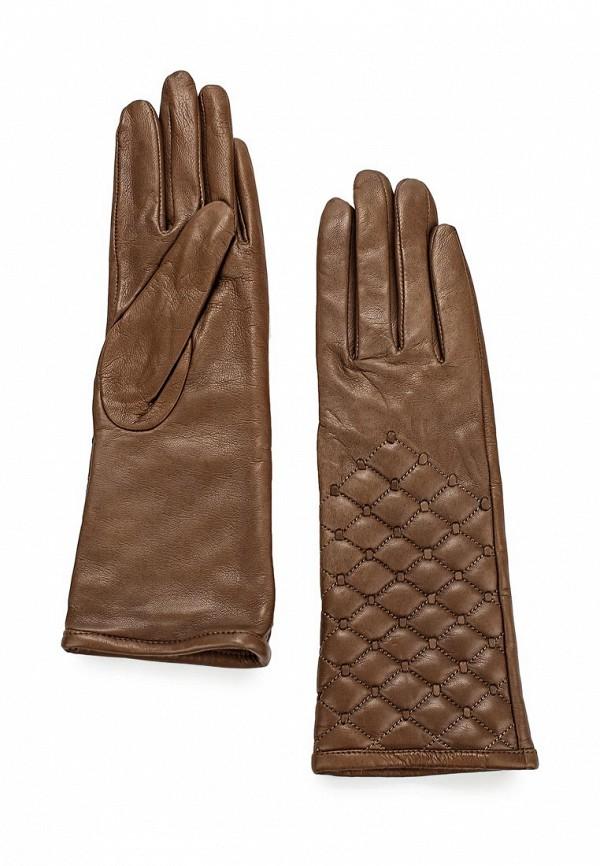 Женские перчатки Eleganzza IS01070 taupe