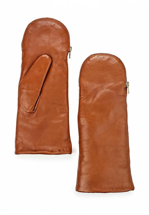 Женские перчатки Eleganzza IS130/cognac