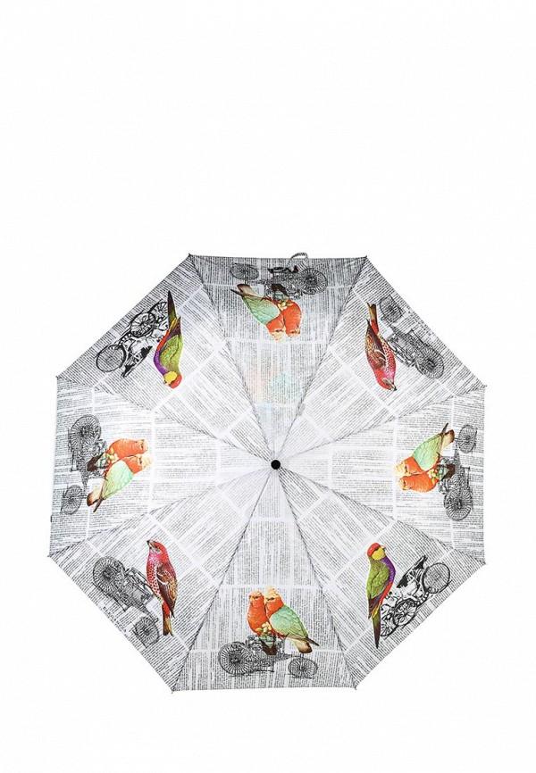 Зонт складной Eleganzza Eleganzza EL116DWISA79 зонт складной eleganzza eleganzza el116dmxid64