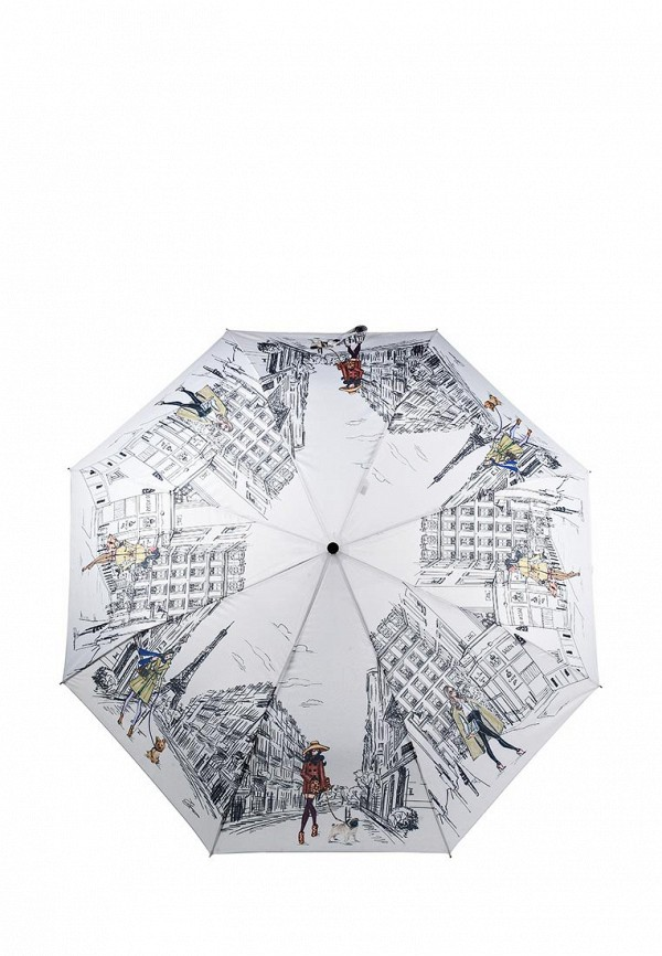 Зонт складной Eleganzza Eleganzza EL116DWISA82