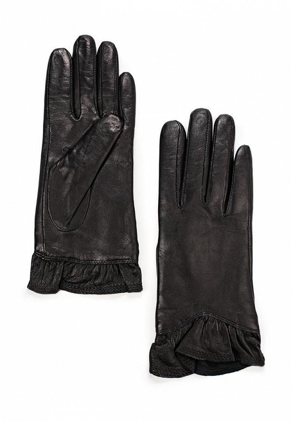 Женские перчатки Eleganzza IS01818 black каш.