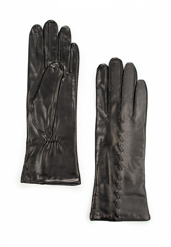 Женские перчатки Eleganzza HP534 black/d.grey