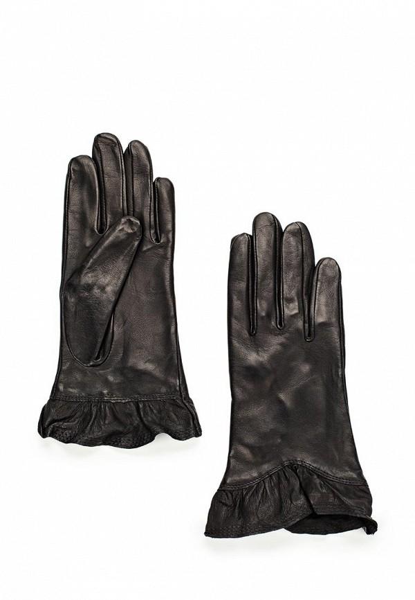 Женские перчатки Eleganzza IS01818 black шелк