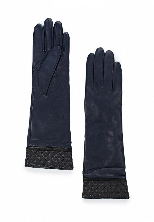 Женские перчатки Eleganzza HP91300 navy/charcoal