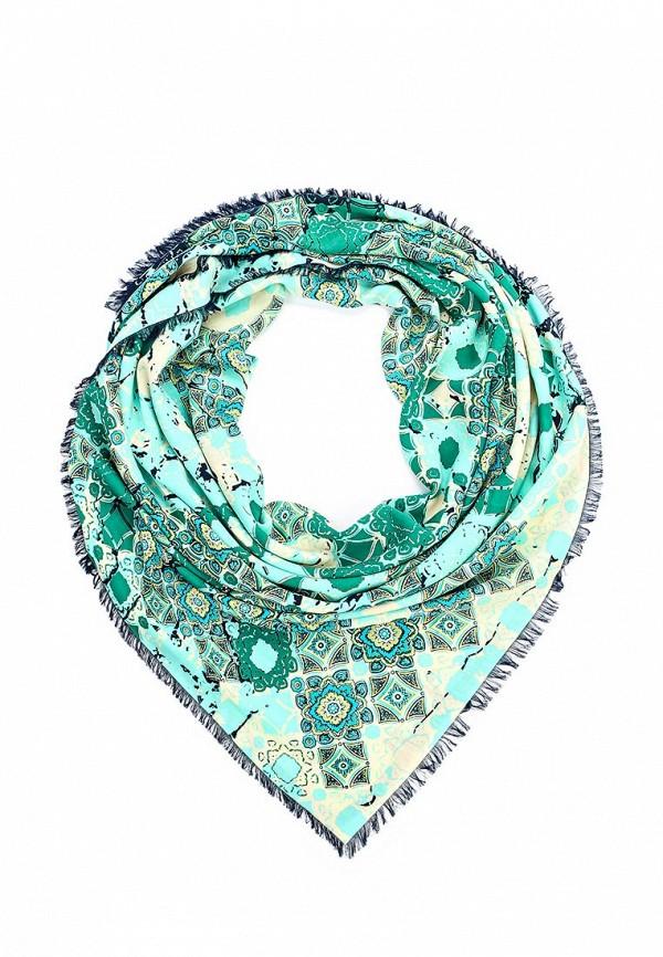 Фото - женский платок Eleganzza зеленого цвета