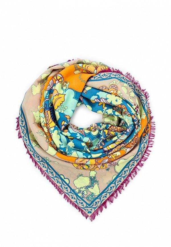 Фото - женский платок Eleganzza разноцветного цвета