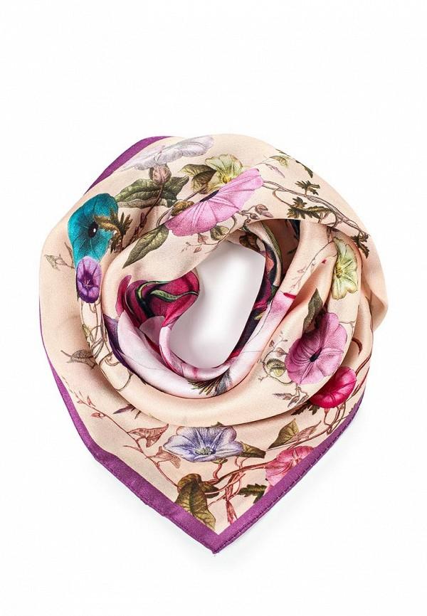 Фото - женский платок Eleganzza бежевого цвета