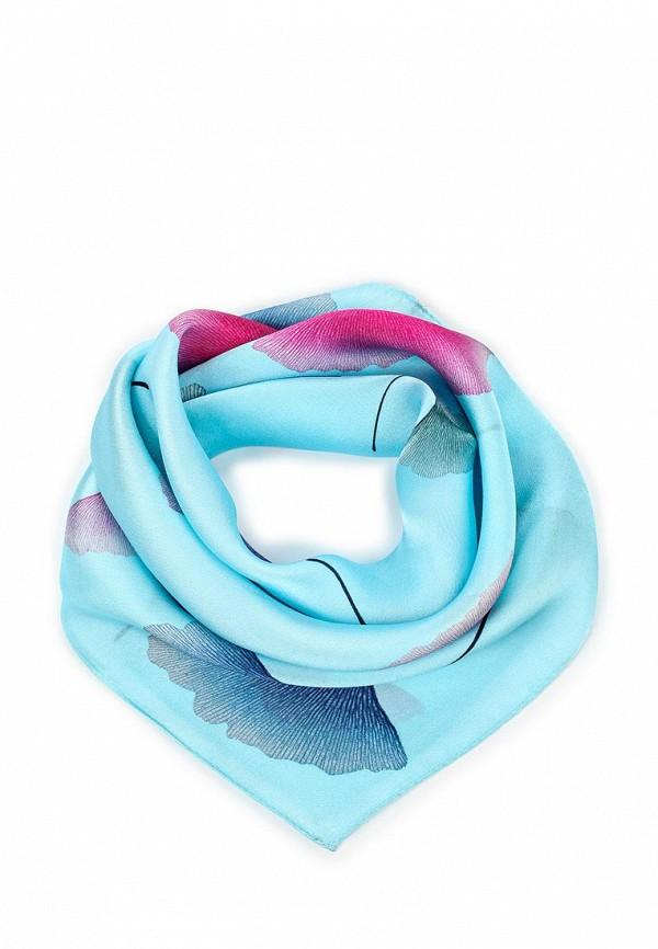 Фото - женский платок Eleganzza голубого цвета