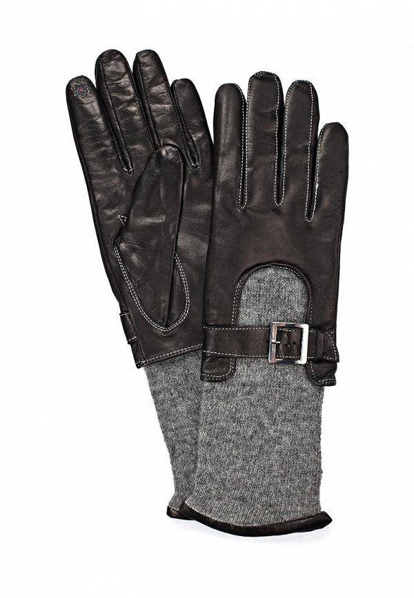 Женские перчатки Eleganzza TOUCH HP05000 black/grey