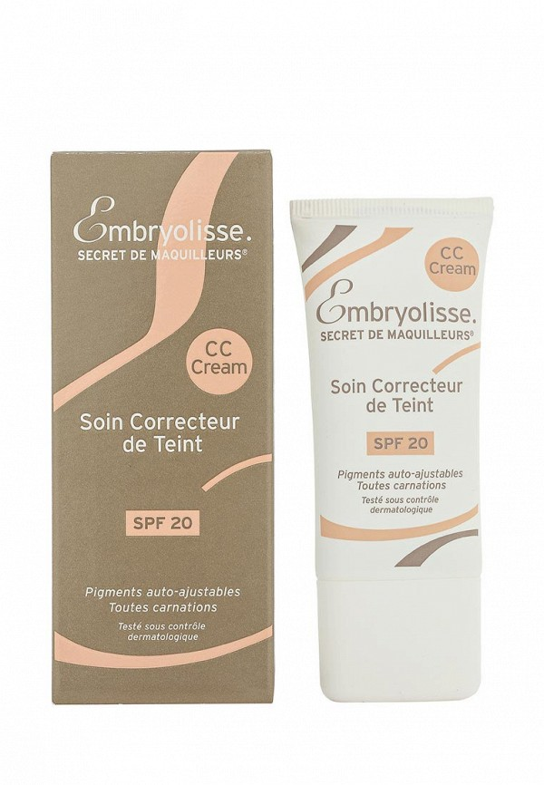 Embryolisse cc cream