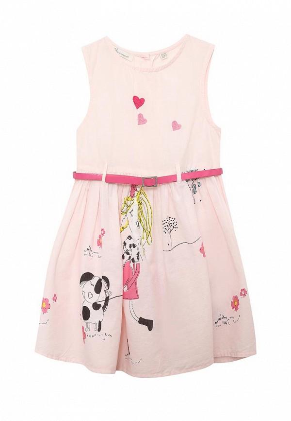 Купить Платье Emoi розового цвета
