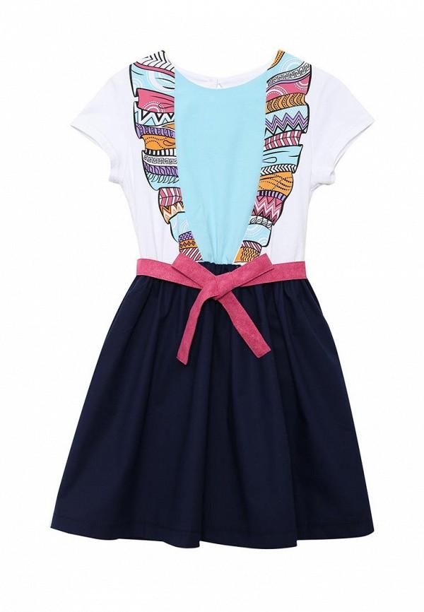 Повседневное платье ЁМАЁ 12-607