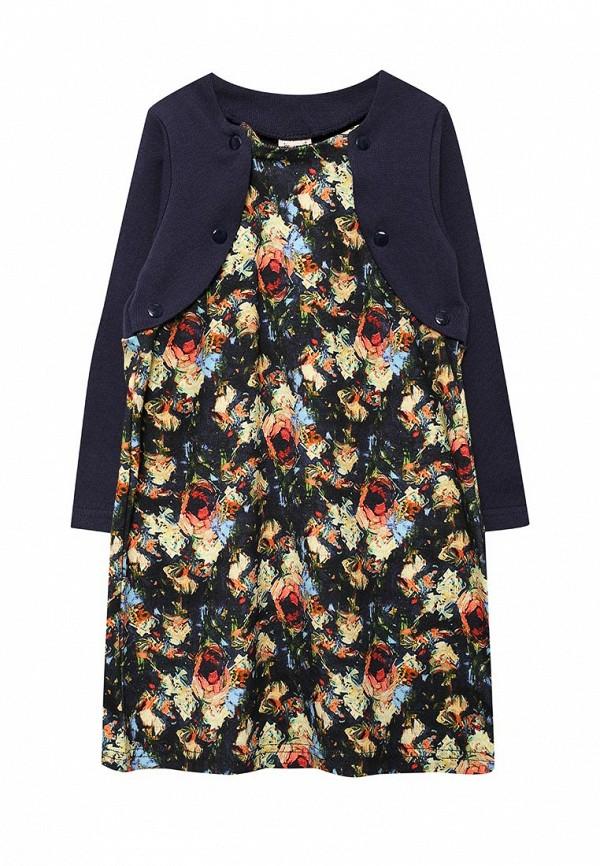 Повседневное платье ЁМАЁ 12-204