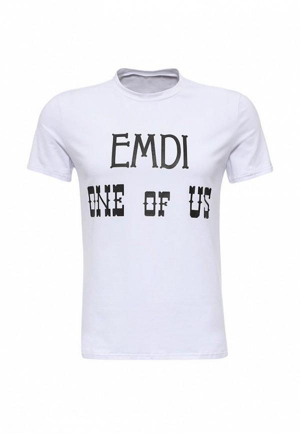 Футболка с надписями EMDI 03-0925-300
