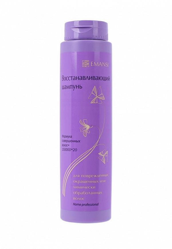 Купить Шампунь Emansi, Восстанавливающий для поврежденных, окрашенных или химически обработанных волос, Формула совершенных волос = 150000х20, 250 мл, EM014LWXII20, Весна-лето 2018