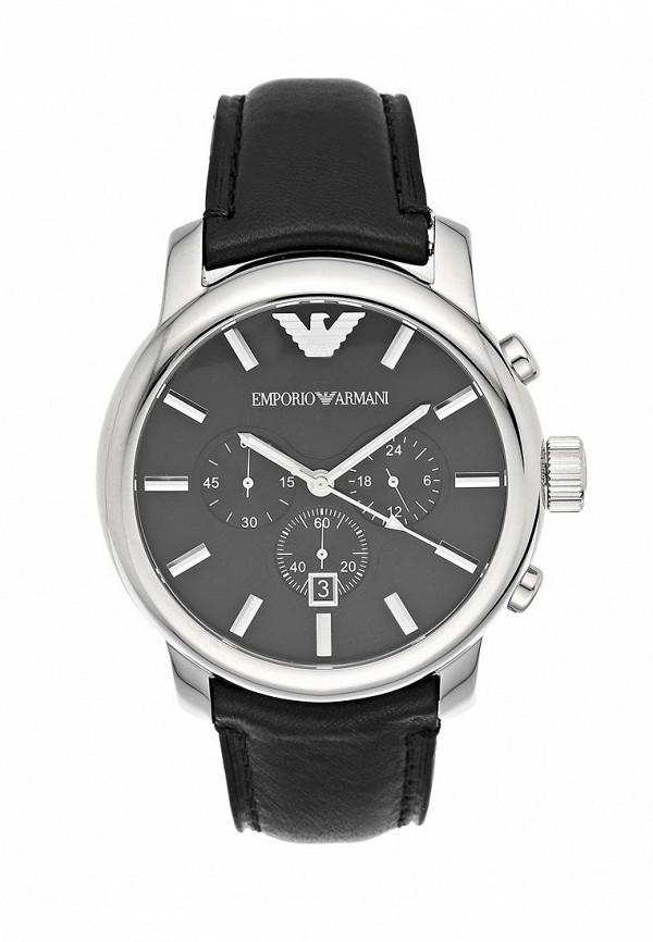 Первая коллекция часов называлась giorgio armani watches.