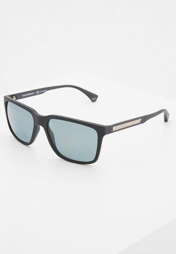 Очки солнцезащитные Emporio Armani Emporio Armani EM598DMEFW42 очки солнцезащитные emporio armani emporio armani em598dmhkn07