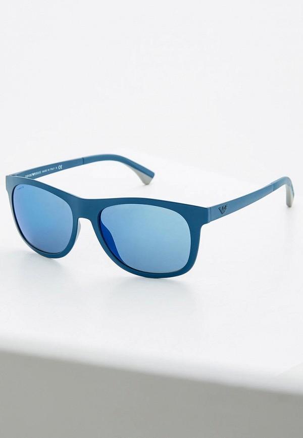 Очки солнцезащитные Emporio Armani Emporio Armani EM598DMHKN07 очки солнцезащитные emporio armani emporio armani em598dmhkn07