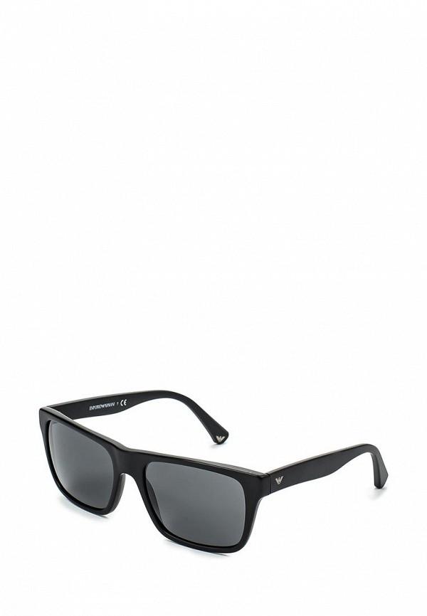 Мужские солнцезащитные очки Emporio Armani 0EA4048