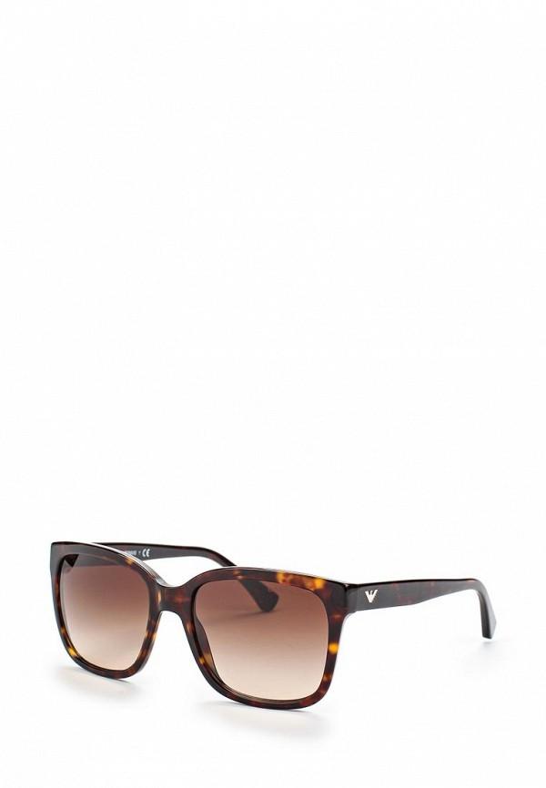 Мужские солнцезащитные очки Emporio Armani 0EA4042