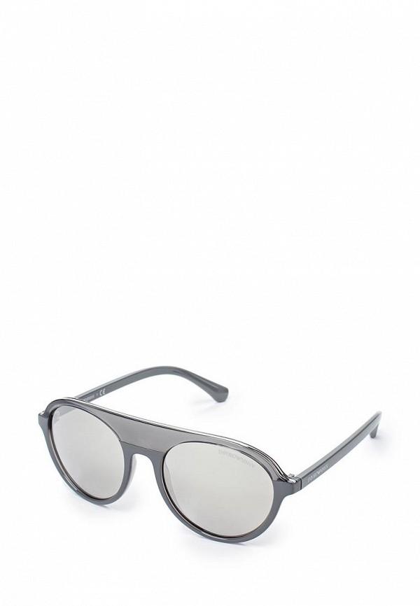 Мужские солнцезащитные очки Emporio Armani 0EA4067