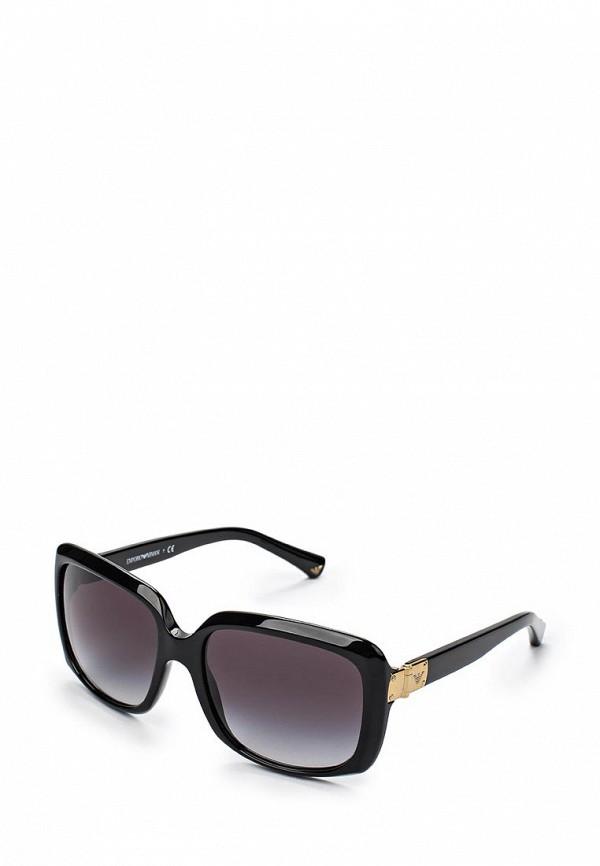 Женские солнцезащитные очки Emporio Armani 0EA4008