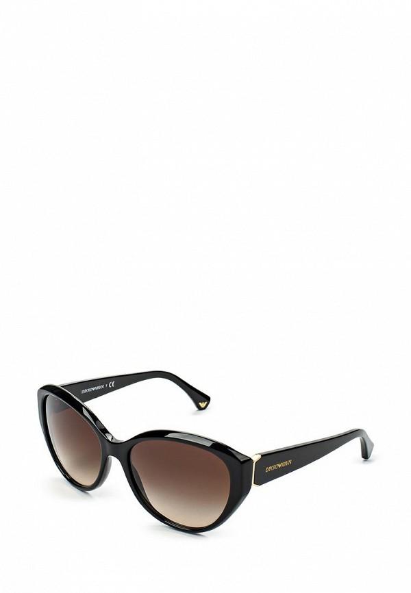 Женские солнцезащитные очки Emporio Armani 0EA4037