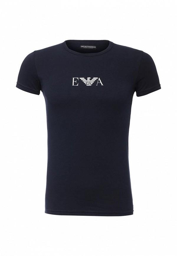 Домашняя футболка Emporio Armani 111035 6P715