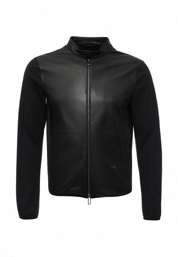 Куртка кожаная Emporio Armani Emporio Armani EM598EMVER95