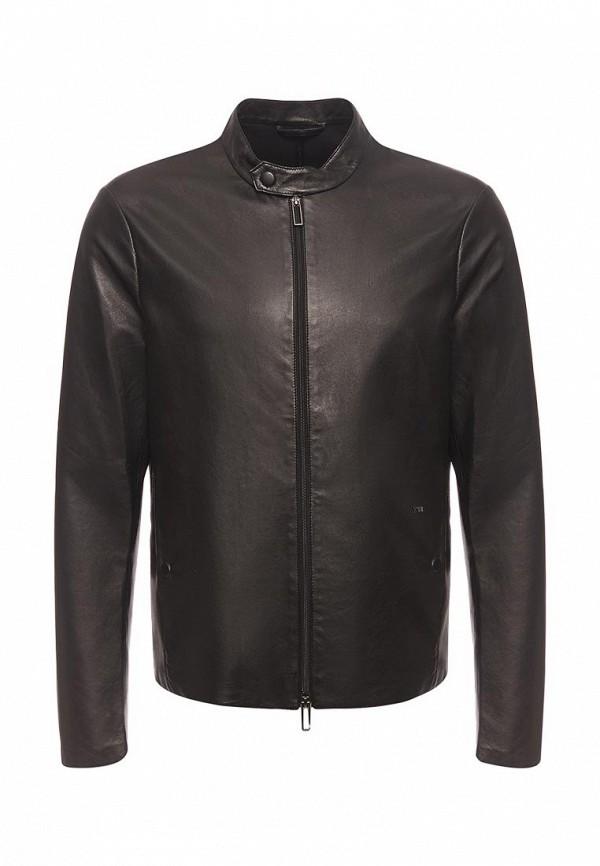 Куртка кожаная Emporio Armani Emporio Armani EM598EMZWG47 мужская armani куртка