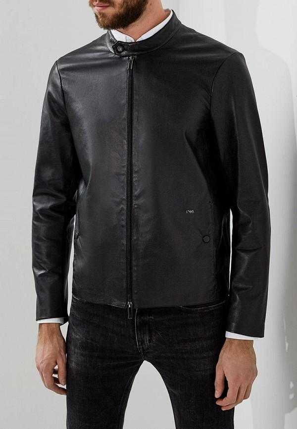 Куртка кожаная Emporio Armani Emporio Armani EM598EMZWG47