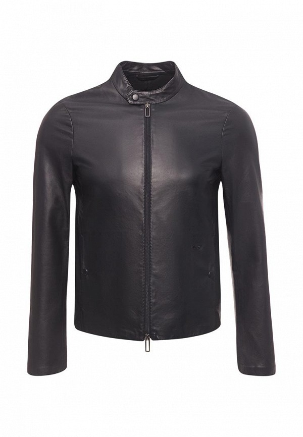 Куртка кожаная Emporio Armani Emporio Armani EM598EMZWG48 мужская armani куртка