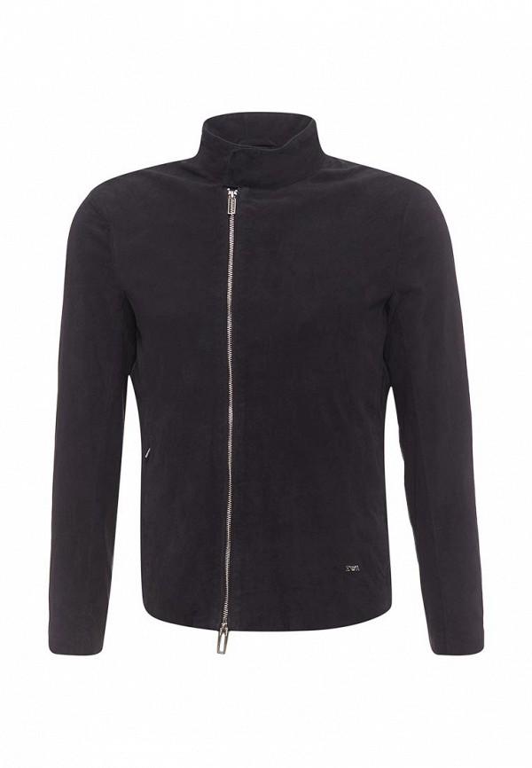 Куртка кожаная Emporio Armani Emporio Armani EM598EMZWG56 мужская armani куртка