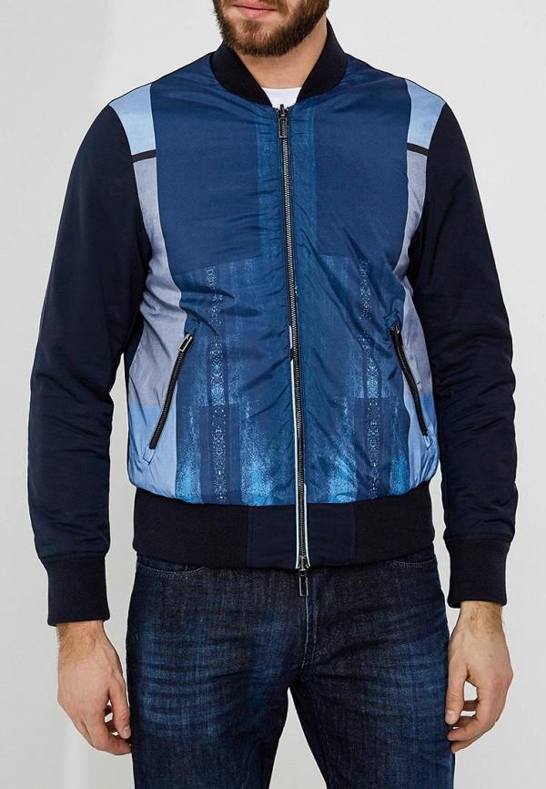 Фото Куртка утепленная Emporio Armani. Купить с доставкой