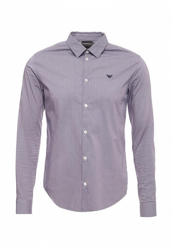 Рубашка Emporio Armani Emporio Armani EM598EMZWH08 prada хлопковая рубашка