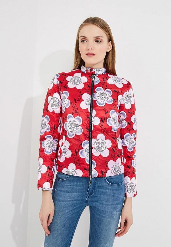 где купить Куртка утепленная Emporio Armani Emporio Armani EM598EWZWC67 по лучшей цене