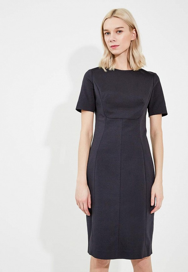Фото - женское платье Emporio Armani черного цвета